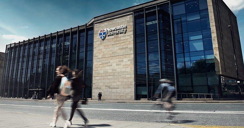 Destinos educativos: Newcastle University